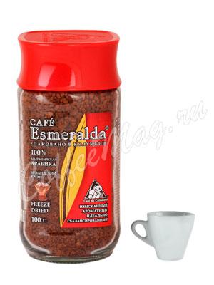 Кофе Cafe Esmeralda растворимый ИРЛАНДСКИЙ КРЕМ 100 г