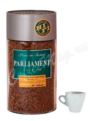 Кофе растворимый Parliament Arabica 100 гр