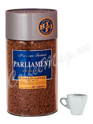 Кофе растворимый Parliament Original 100 гр