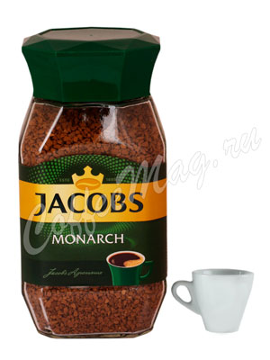 Кофе Jacobs растворимый Monarch 190 гр