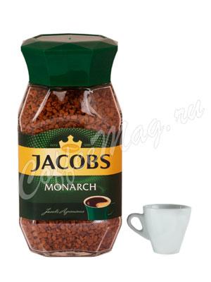Кофе Jacobs растворимый Monarch 95 г