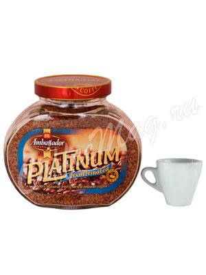 Кофе Ambassador Растворимый Decaf 95 гр (ст.б.)