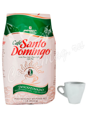 Кофе Santa Domingo Puro Cafe Molido без кофеина молотый 454 г