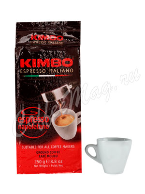 Кофе Kimbo молотый Espresso Napoletano