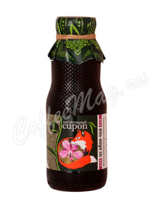 Натуральный сироп из иван- чая 450 гр