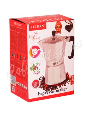 Гейзерная кофеварка Zeidan (Z 4107) 6 порции