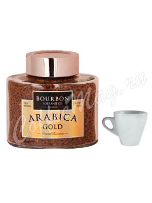 Кофе Bourbon растворимый Arabica Gold 100 г