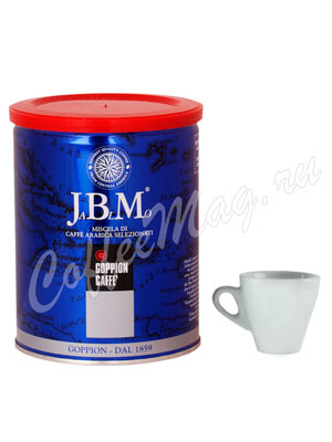 Кофе Goppion Caffe молотый JBM (JaBlMo) 250 гр ж.б.