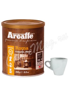 Кофе Arcaffe (Аркафе) молотый Roma 250 гр