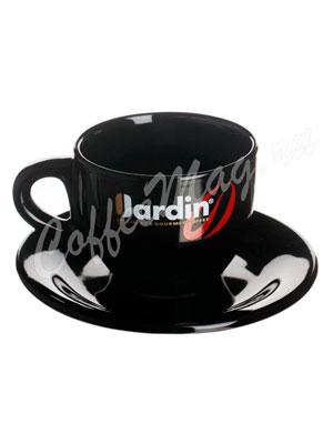Чашка Jardin эспрессо большая 120 мл черная