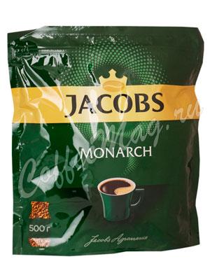 Кофе Jacobs растворимый Monarch 500 г