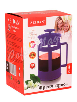 Френч-пресс Zeidan (Z-4164) 800 мл