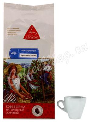 Кофе Amado в зернах Эфиопия Йергачеф Нотс Фэмили 500 гр