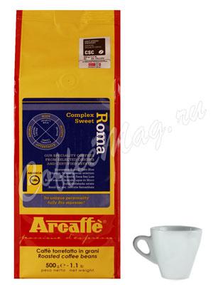 Кофе Arcaffe в зернах Roma 500 г
