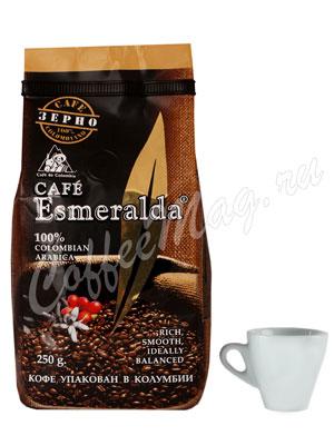 Кофе Cafe Esmeralda в зернах 250гр
