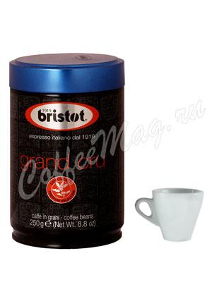 Кофе Bristot в зернах Guatemala 250 гр ж.б.