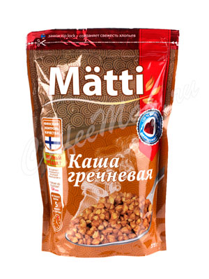 Гречневая каша Matti