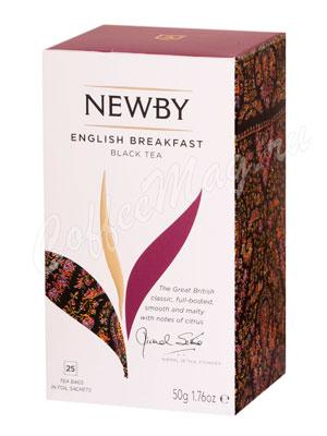 Чай Newby Черный