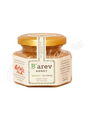 Мед Barev honey десертный с грецким орехом 110 гр