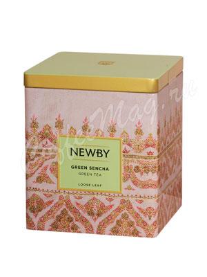 Листовой чай Newby Зеленая сенча 125 г