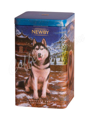 Чай Newby Праздничный купаж Черный