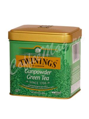 Чай Twinings Ганпаудер 100 гр