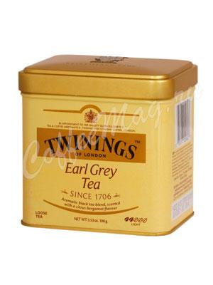 Чай Twinings Earl Grey 100 гр