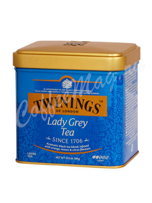 Чай Twinings Lady Grey 100 гр