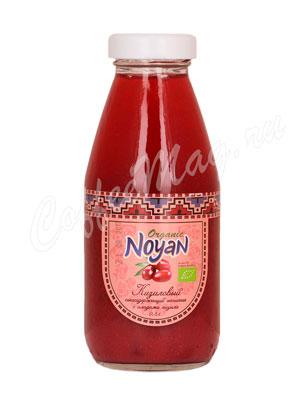 Напиток Noyan Organic кизиловый с ягодами кизила 330 мл