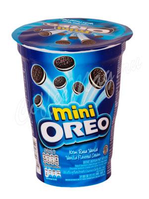 Бисквитное печенье Oreo mini Vanilla 67 гр