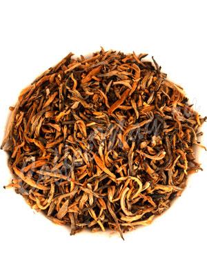 Красный чай Цзинь Хао Дянь Хун Золотой Пух