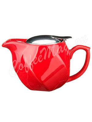 Заварочный Чайник Agness 500 мл красный (470-180)