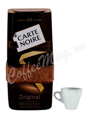 Кофе растворимый Carte Noire Original 95 гр