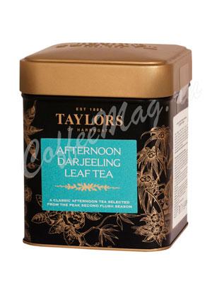 Чай Taylors Afternoon Darjeeling / Дарджилинг-Полдник 125 гр