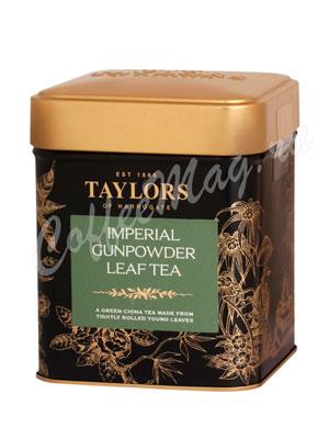 Чай Taylors of Harrogate листовой Imperial Gunpowder Имперский Порох 125 г