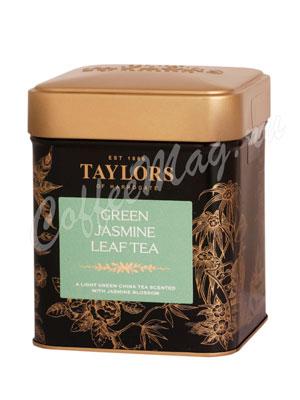 Чай Taylors Green Jasmine / Зеленый чай с цветками жасмина 125 гр