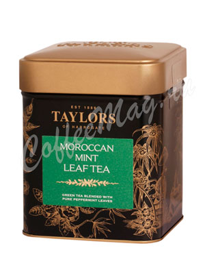Чай Taylors of Harrogate Moroccan Mint / Марокканская мята 125 гр