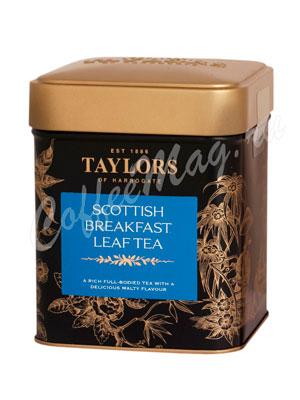 Чай Taylors of Harrogate листовой Scottish Breakfast Шотландский завтрак 125 г