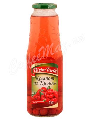 Компот Bizim Tarla из Кизила 1 л