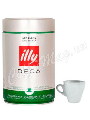 Кофе Illy молотый Espresso Без кофеина 250 гр