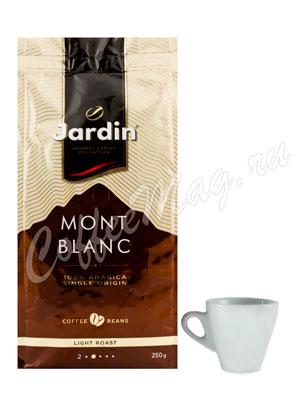 Кофе Jardin в зернах Mont Blanc 250 г