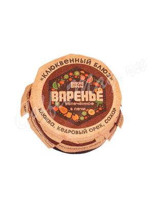 Варенье Вкусно Крым Клюквенный блюз 100 гр