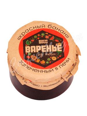 Варенье Вкусно Крым Красный банан 250 гр