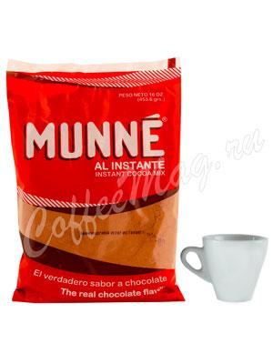 Какао-порошок Munne с сахаром пакет 453,6 г