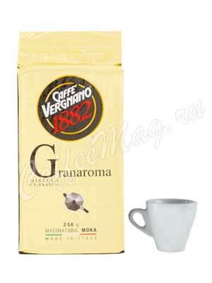 Кофе Vergnano Gran Aroma молотый 250 г
