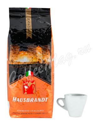 Кофе Hausbrandt в зернах Napoli 500 гр