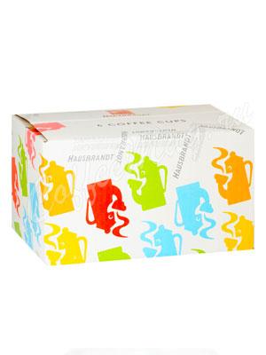 Чашки Hausbrandt эспрессо комплект из 6 шт