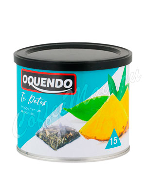 Чай Oquendo Детокс пирамидки 15 шт