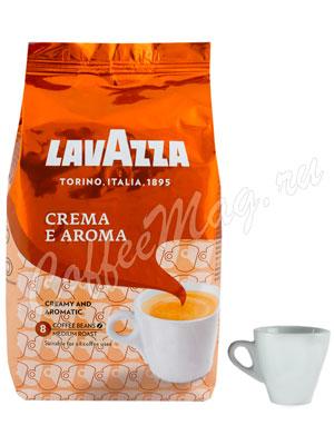 Кофе Lavazza в зернах Crema e Aroma 1 кг в.у.