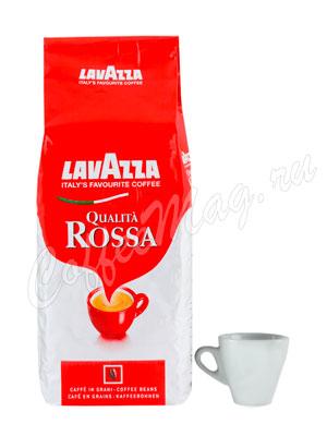 Кофе Lavazza в зернах Rossa 250 гр в.у.